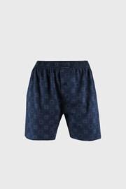 Férfi alsónadrág kék Comfort