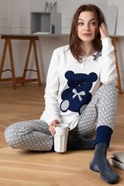 Bear pamut női pizsama