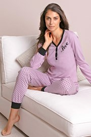 Mulberry női pizsama