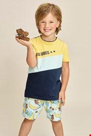 Good Vibes fiú pizsama