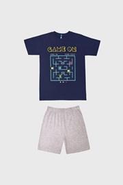 Game on fiú pizsama