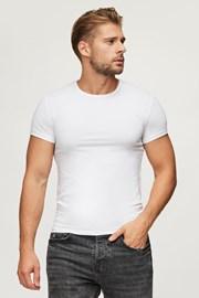 Férfi póló, fehér