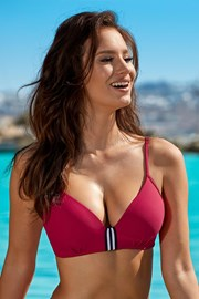 Edith Red bikinifelső