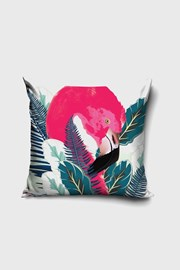 Flamingo kispárnahuzat