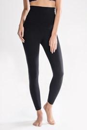 Női sport leggings, magasított derékrésszel