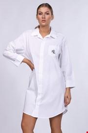 Ralph Lauren női hálóing, fehér