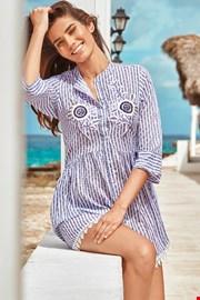Sandra ingszabású strandruha