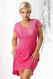 Kristel Fuchsia női hálóing