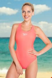 Reebok Lallie Coral egyrészes női fürdőruha