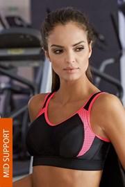 LORIN Pink sportmelltartó