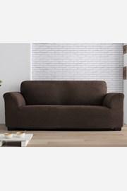 Milos kétszemélyes kanapéhuzat, barna