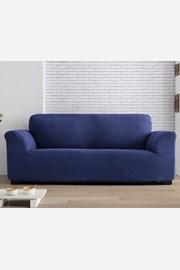 Milos kétszemélyes kanapéhuzat, kék