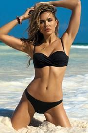 Bridget Black bikinifelső