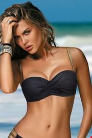 Grace black női bikinifelső