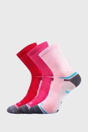 3 PÁR Optifanik lányka zokni