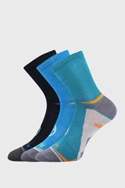 VOXX Opti fiú zokni, 3 pár 1 csomagban