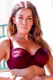 Chloe Grape női bikinifelső