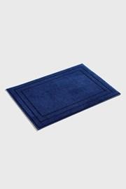 Jasmina fürdőszobai kilépő, kék