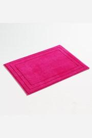 Jasmina fürdőszobai kilépő, rózsaszín