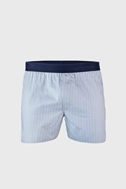 ELKA LOUNGE férfi alsónadrág, szürke csíkkal