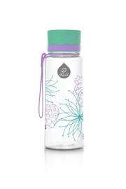 EQUA Flowers műanyag palack, 400 ml
