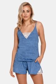 Sarai pamut női pizsama