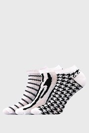 Piki 34 női zokni, 3 pár 1 csomagban