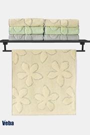 VEBA Primavera luxus törölköző, sárga