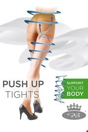Relax női harisnyanadrág Push-Up hatással