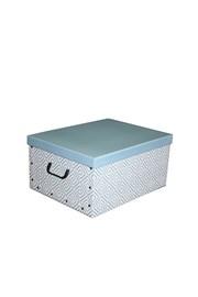 Nordic összecsukható tárolódoboz, kék