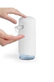 Compactor szappanhab-adagoló, fehér