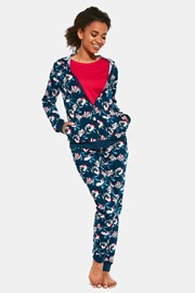 Roxy női pizsama szett, felsővel