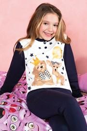 Hallo lányka pizsama