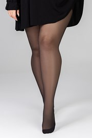 Sofia Plus Size harisnyanadrág, 40 DEN