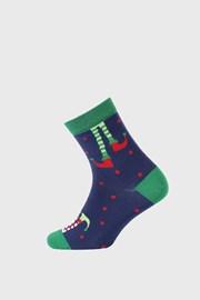 Fiú karácsonyi zokni