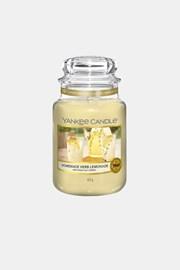 Yankee Candle Homemade Herb Lemonade gyertya, nagy