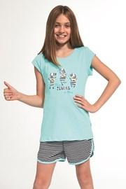 Zebra lányka pizsama