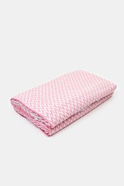 Steps luxus pléd, rózsaszín