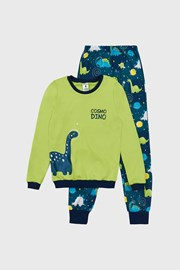 Dinos fiú pizsama