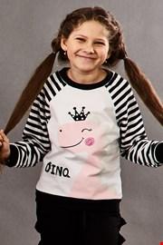 Dino Princess lányka szabadidő felső