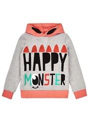 Happy Monster lányka szabadidő felső