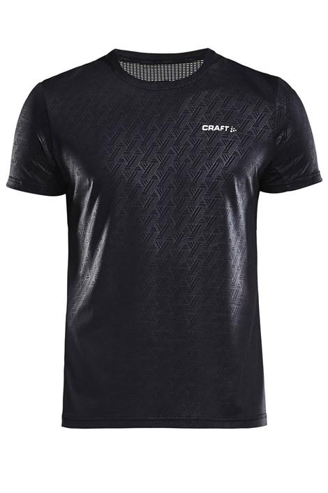 CRAFT Run Breakaway One férfi póló, fekete