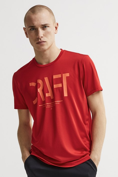 CRAFT Eaze Mesh férfi póló
