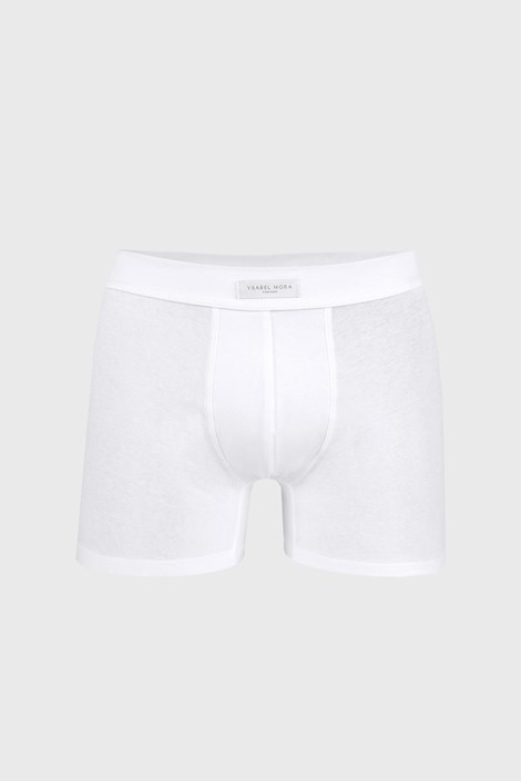 Fehér boxeralsó Cotton Nature