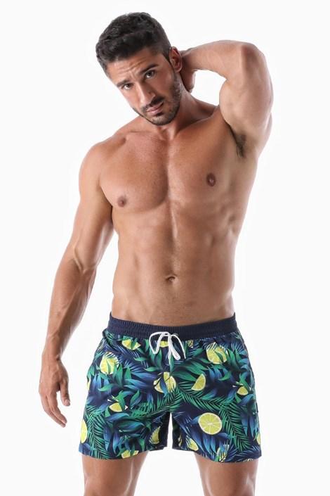 2021 sort szabású férfi fürdőnadrág