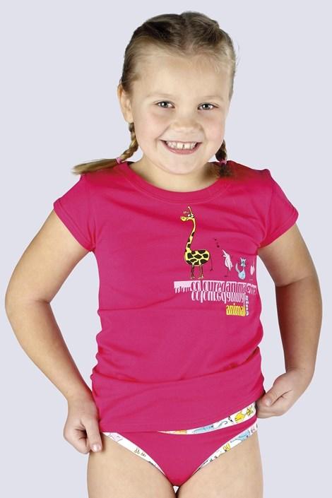Amazing lányka póló, rózsaszín