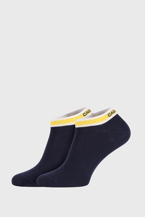 2 PÁR Calvin Klein Spencer női zokni