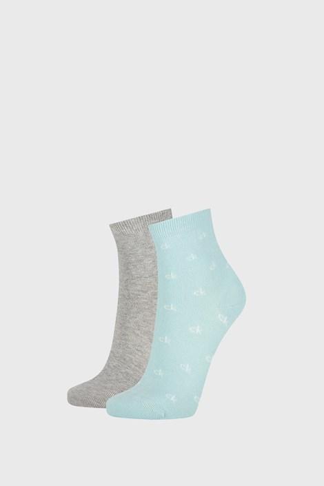 2 PÁR Calvin Klein Gretchen női zokni