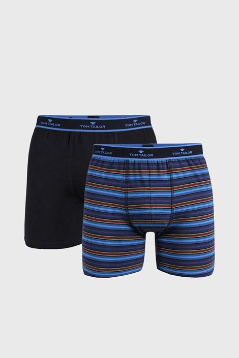 2 DB kék boxeralsó Tom Tailor Leighton