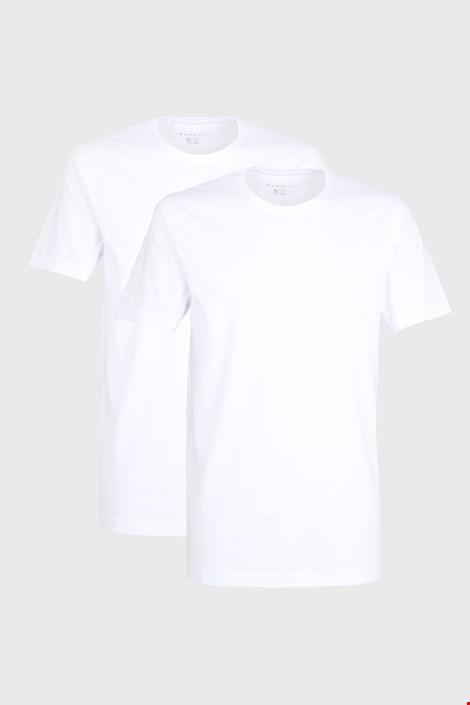 2 DB fehér póló bugatti O-neck